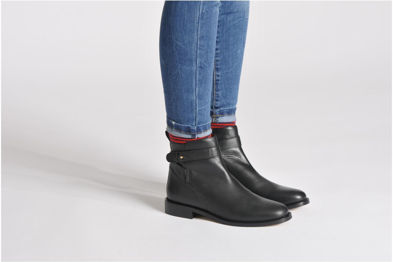 Boots en enkellaarsjes Georgia Rose Auteuil Zwart onder