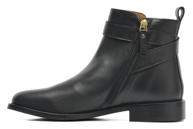 Boots en enkellaarsjes Georgia Rose Auteuil Zwart voorkant