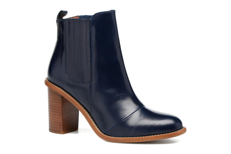 Stiefeletten & Boots Made by SARENZA Toundra Girl Bottines à Talons #1 blau ansicht von rechts