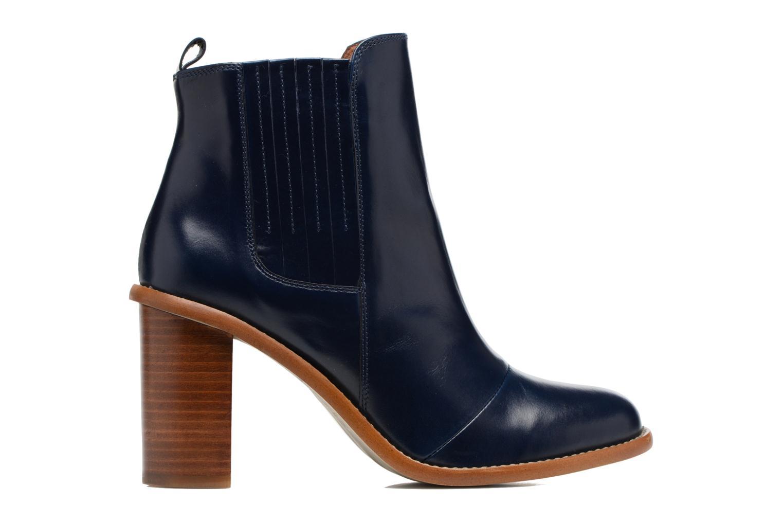 Bottines et boots Made by SARENZA Toundra Girl Bottines à Talons #1 Bleu vue détail/paire