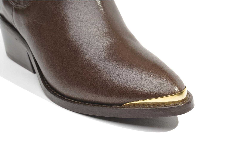 Stiefeletten & Boots Made by SARENZA Cape Town #3 braun ansicht von hinten