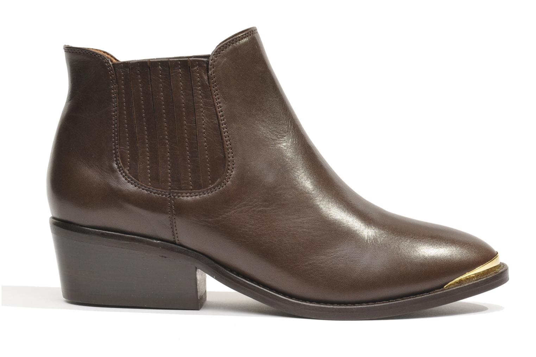 Bottines et boots Made by SARENZA Cape Town #3 Marron vue détail/paire