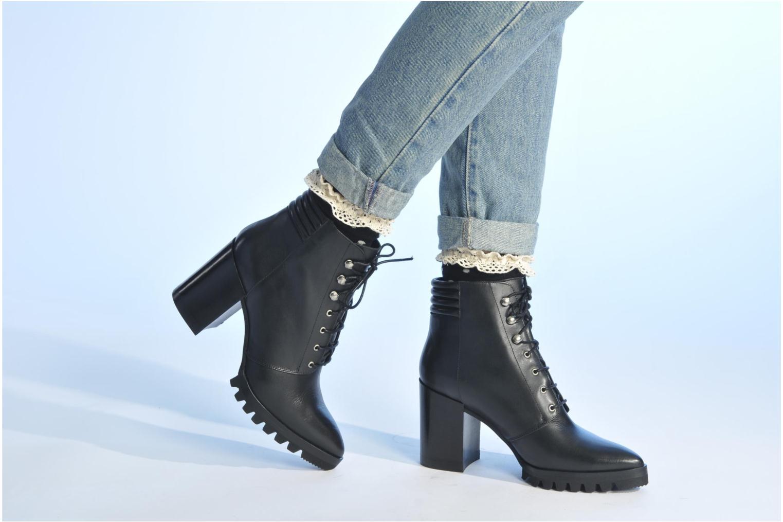 Boots en enkellaarsjes Made by SARENZA Bataclan #7 Zwart onder