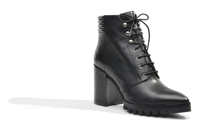 Boots en enkellaarsjes Made by SARENZA Bataclan #7 Zwart voorkant