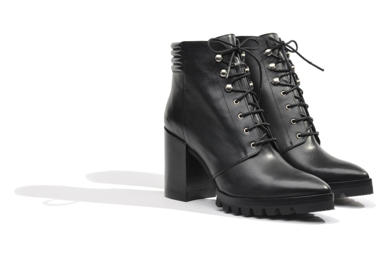 Boots en enkellaarsjes Made by SARENZA Bataclan #7 Zwart rechts