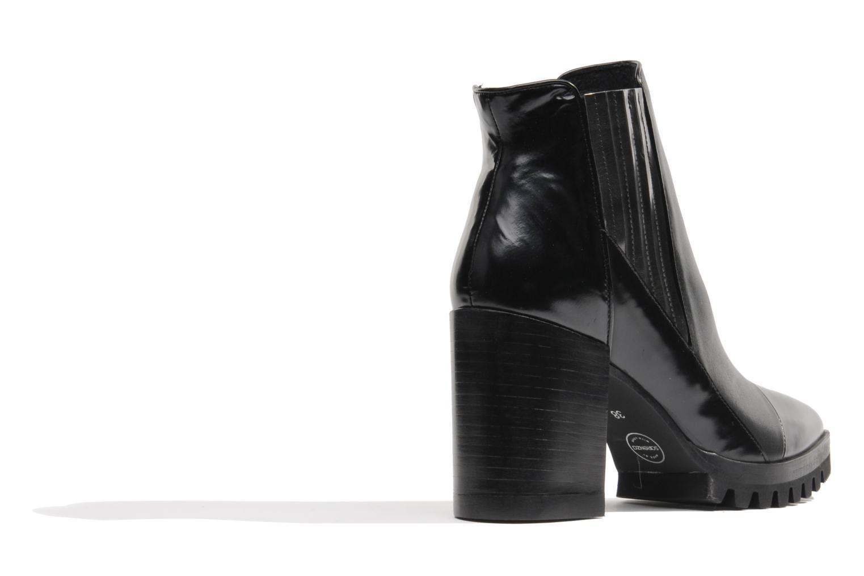Bottines et boots Made by SARENZA Bataclan #3 Noir vue portées chaussures