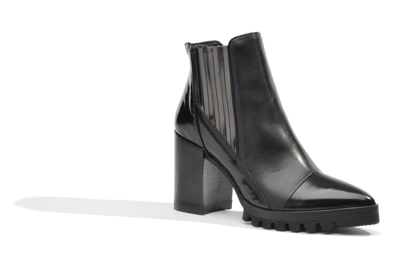 Bottines et boots Made by SARENZA Bataclan #3 Noir vue face