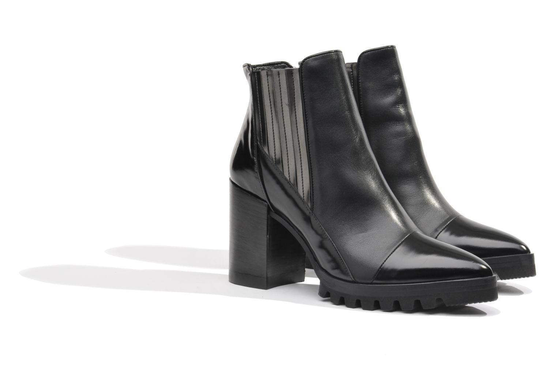 Bottines et boots Made by SARENZA Bataclan #3 Noir vue droite