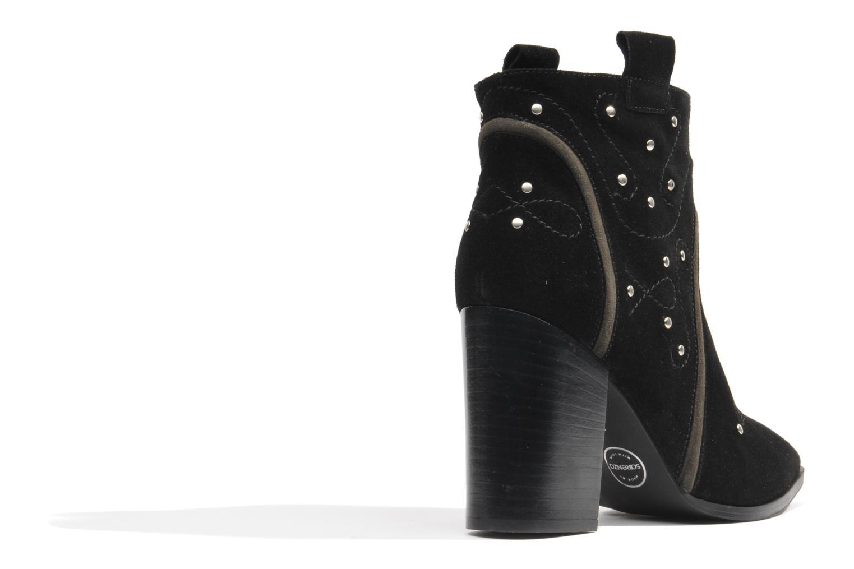 Boots en enkellaarsjes Made by SARENZA Buttes-Chaumont #1 Zwart model