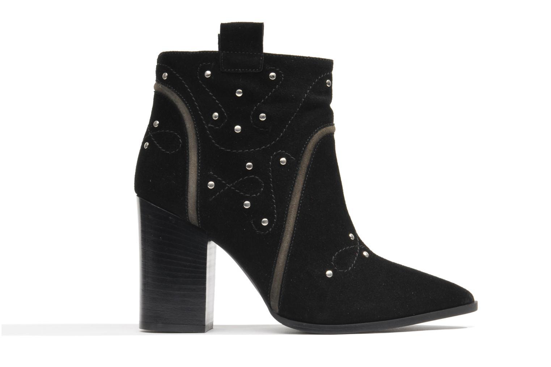 Boots en enkellaarsjes Made by SARENZA Buttes-Chaumont #1 Zwart detail