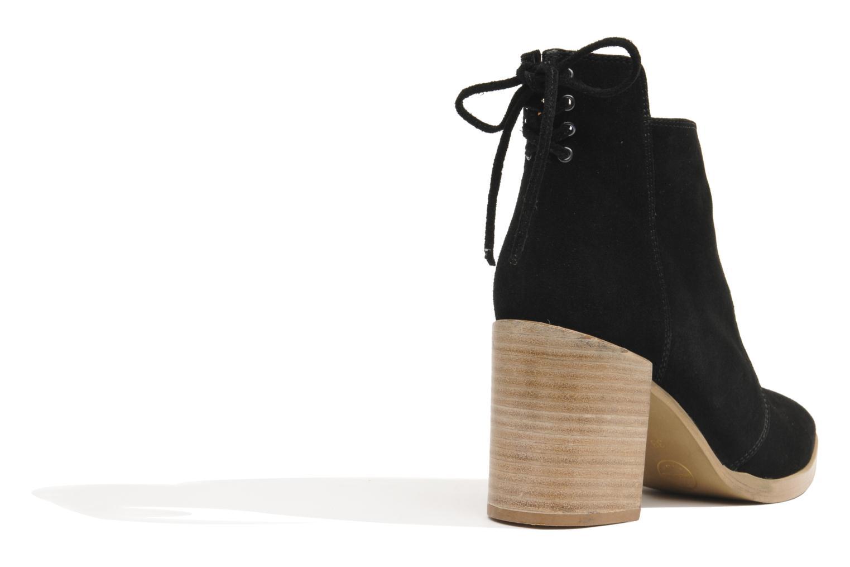Botines  Made by SARENZA Buttes-Chaumont #2 Negro vista del modelo