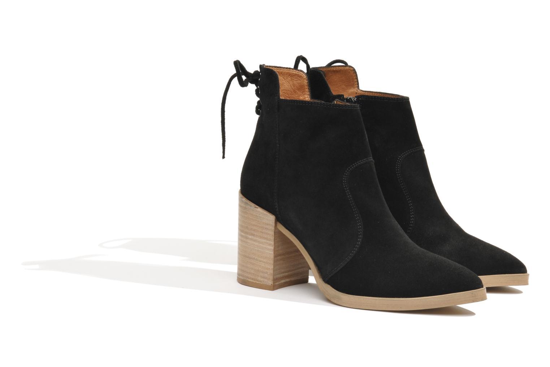 Boots en enkellaarsjes Made by SARENZA Buttes-Chaumont #2 Zwart rechts