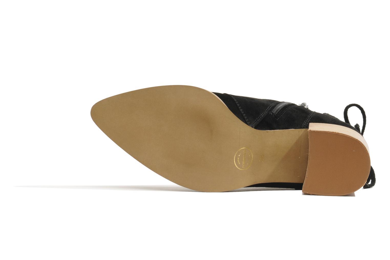Bottines et boots Made by SARENZA Buttes-Chaumont #2 Noir vue gauche