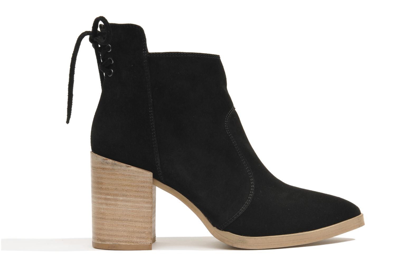 Bottines et boots Made by SARENZA Buttes-Chaumont #2 Noir vue détail/paire