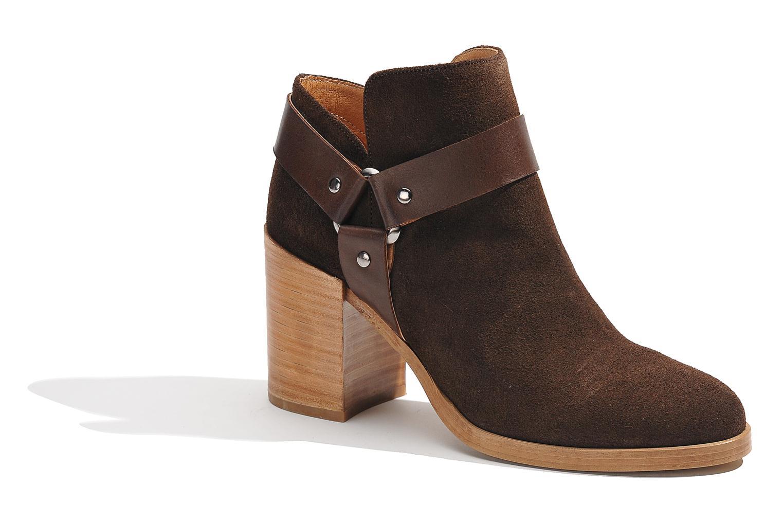 Boots en enkellaarsjes Made by SARENZA Rue des Dames #5 Bruin rechts
