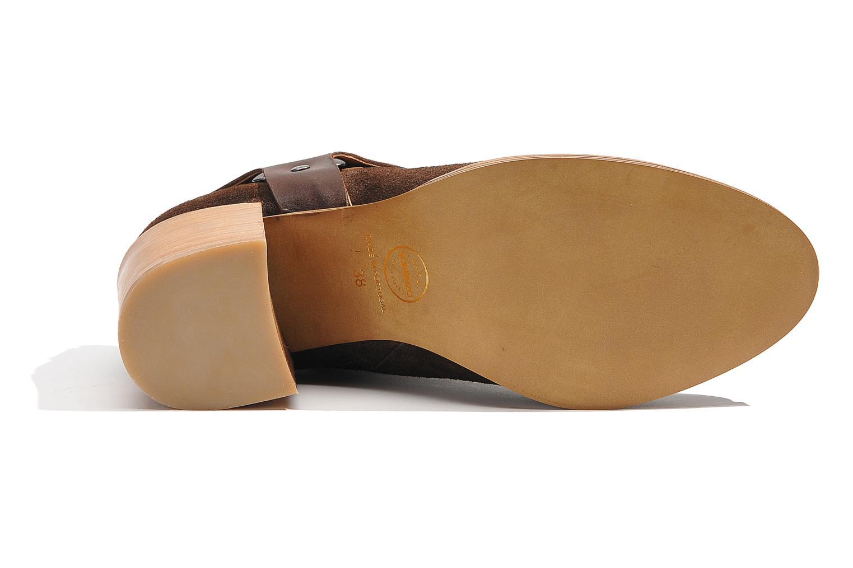 Boots en enkellaarsjes Made by SARENZA Rue des Dames #5 Bruin links