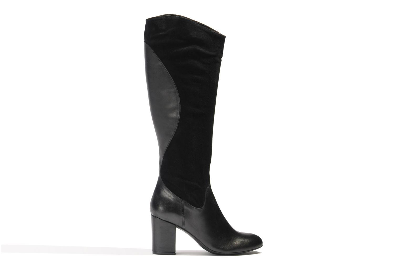 Boots & wellies Made by SARENZA Rue des Dames #8 Black detailed view/ Pair view