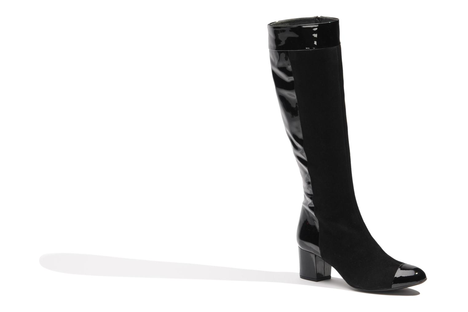 Boots & wellies Made by SARENZA Boots Camp #4 Black view from the right