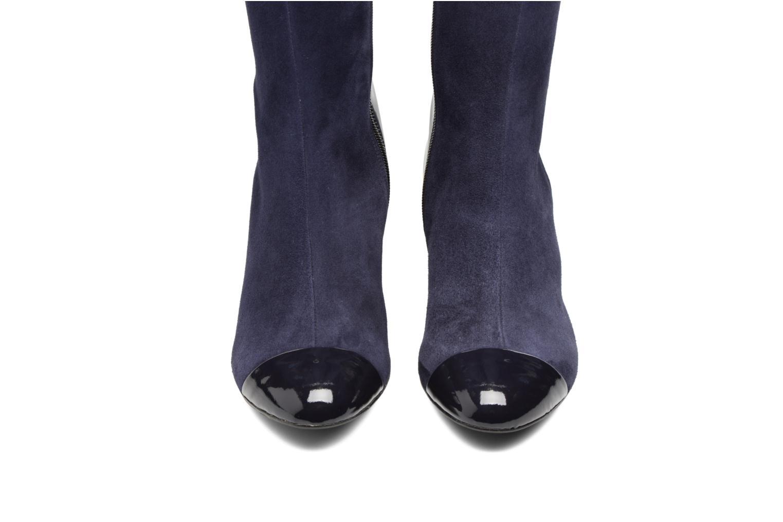 Bottes Made by SARENZA Boots Camp #4 Bleu vue portées chaussures