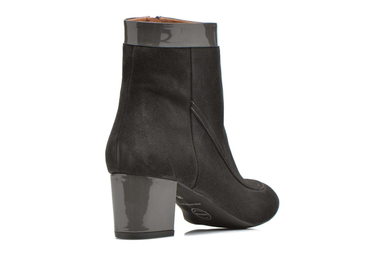 Bottines et boots Made by SARENZA Queens Cross #17 Gris vue face