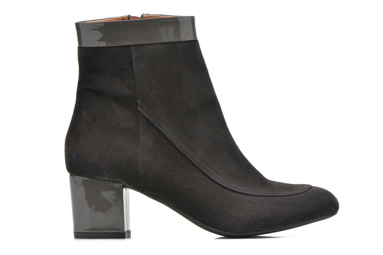 Ankelstøvler Made by SARENZA Queens Cross #17 Grå detaljeret billede af skoene