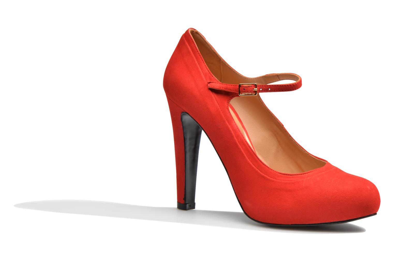 Escarpins Made by SARENZA Flore Thirties #13 Rouge vue droite