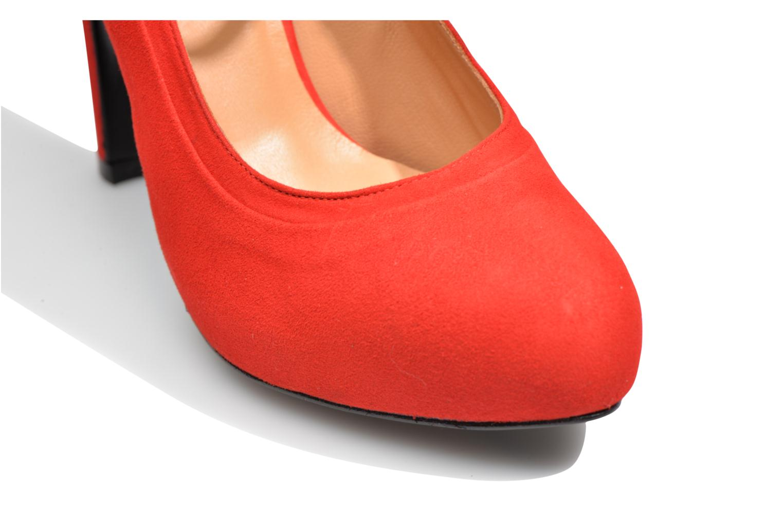 Escarpins Made by SARENZA Flore Thirties #13 Rouge vue haut