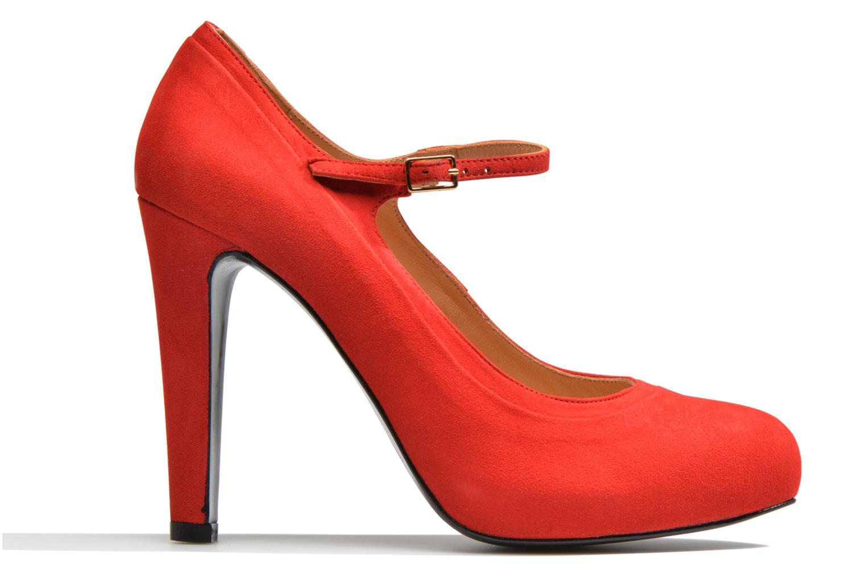 Escarpins Made by SARENZA Flore Thirties #13 Rouge vue détail/paire