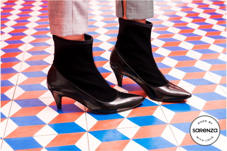 Stiefeletten & Boots Made by SARENZA Bataclan #6 schwarz 3 von 4 ansichten