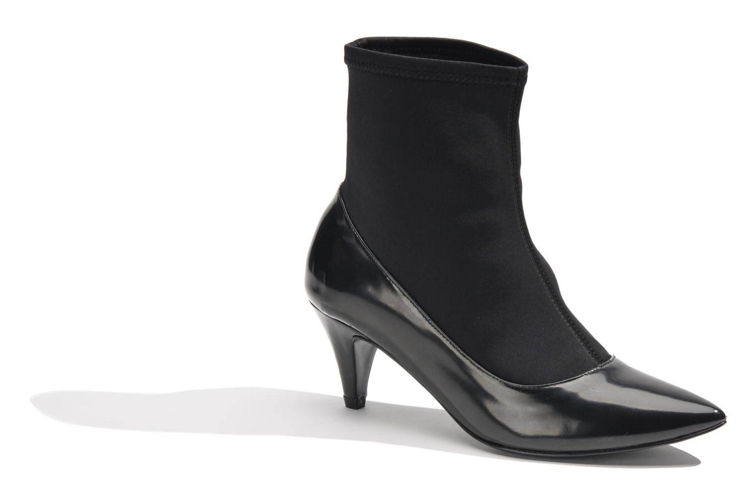 Ankle boots Made by SARENZA Bataclan #6 Black view from the right