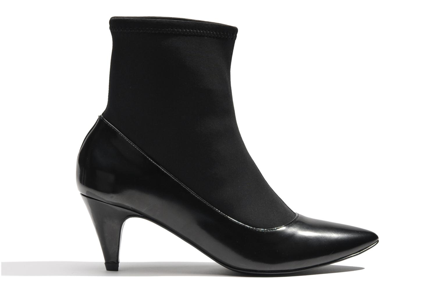 Ankle boots Made by SARENZA Bataclan #6 Black detailed view/ Pair view