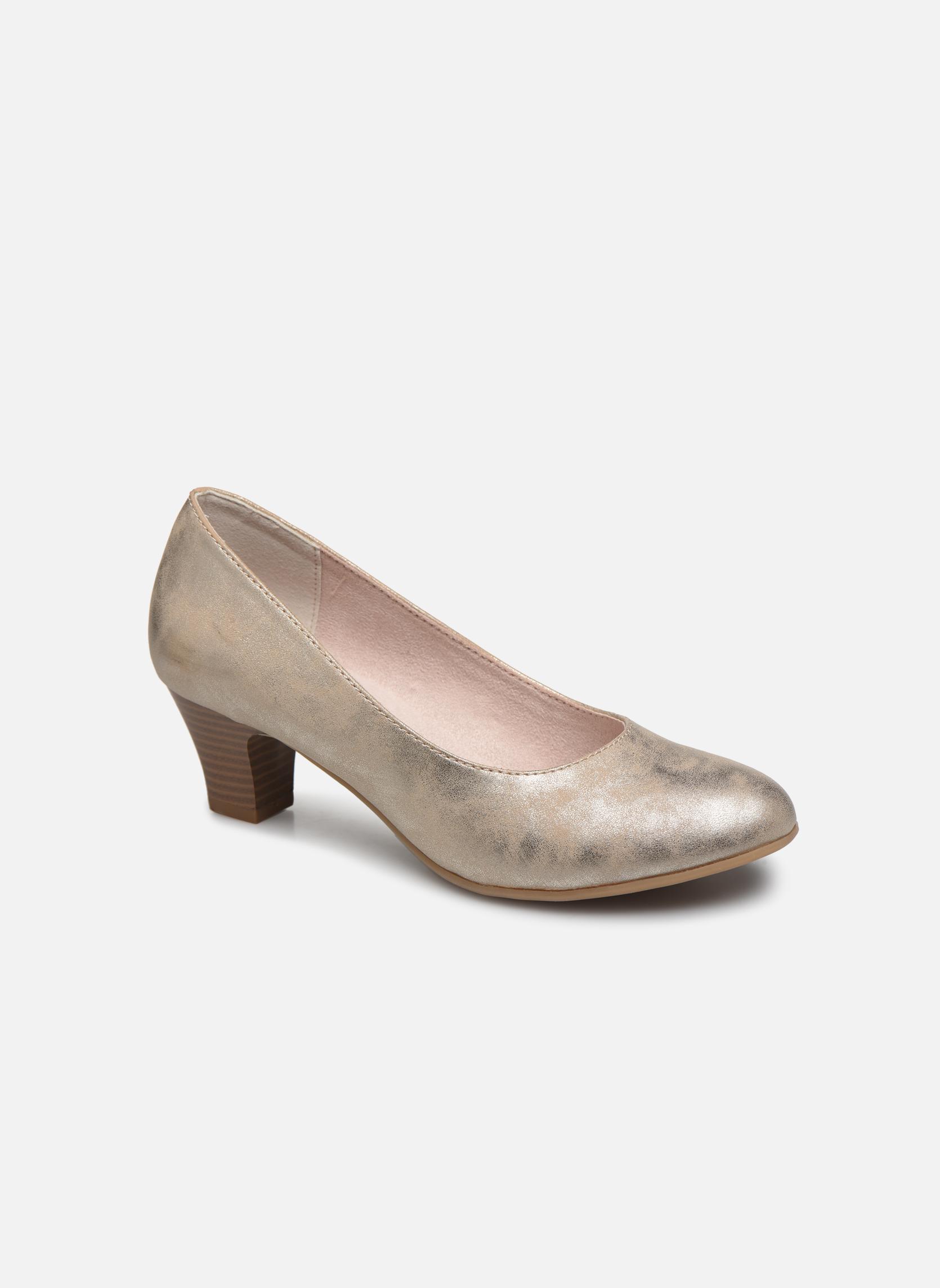 Zapatos de tacón Mujer Anis