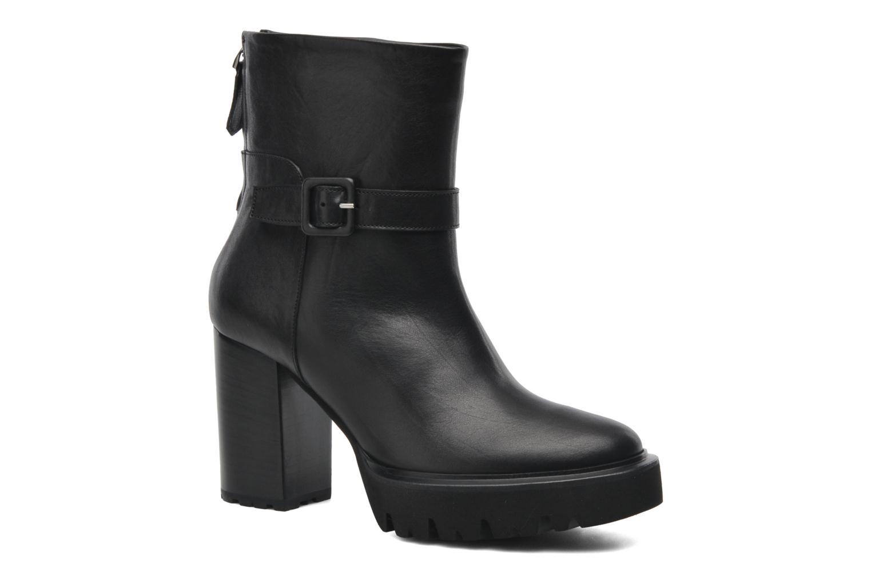 Boots en enkellaarsjes Kallisté 5123MOD Zwart detail