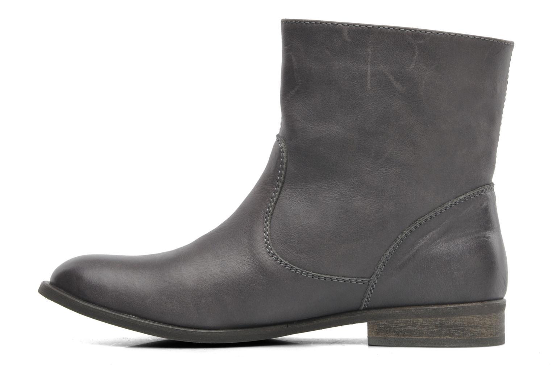 Stiefeletten & Boots JB MARTIN Cabaya grau ansicht von vorne
