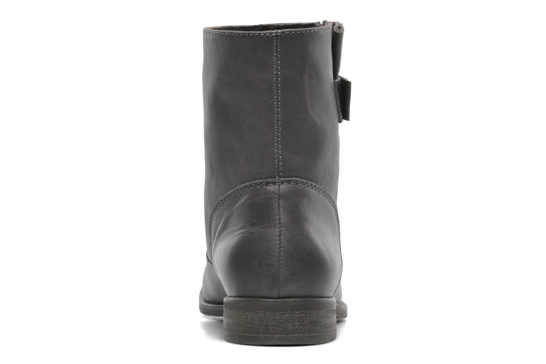 Bottines et boots JB MARTIN Cabaya Gris vue droite