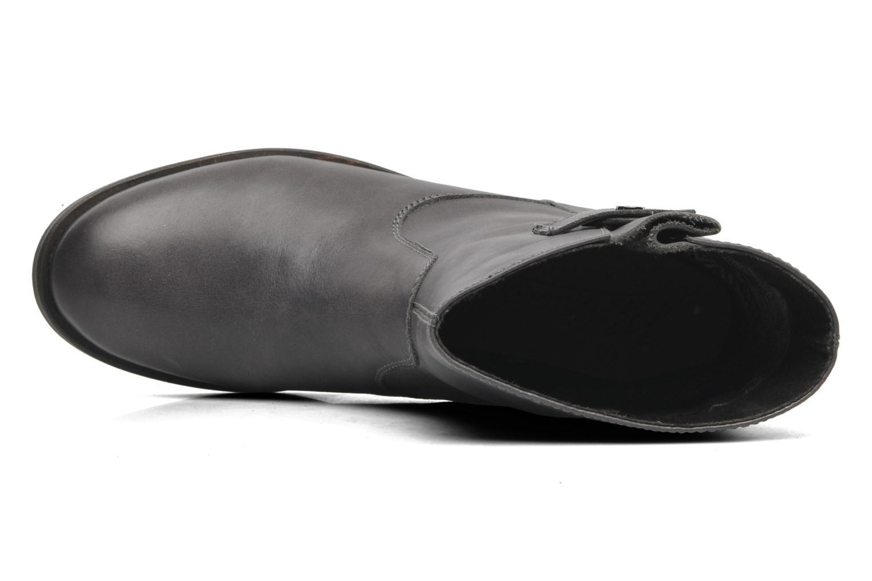 Stiefeletten & Boots JB MARTIN Cabaya grau ansicht von links