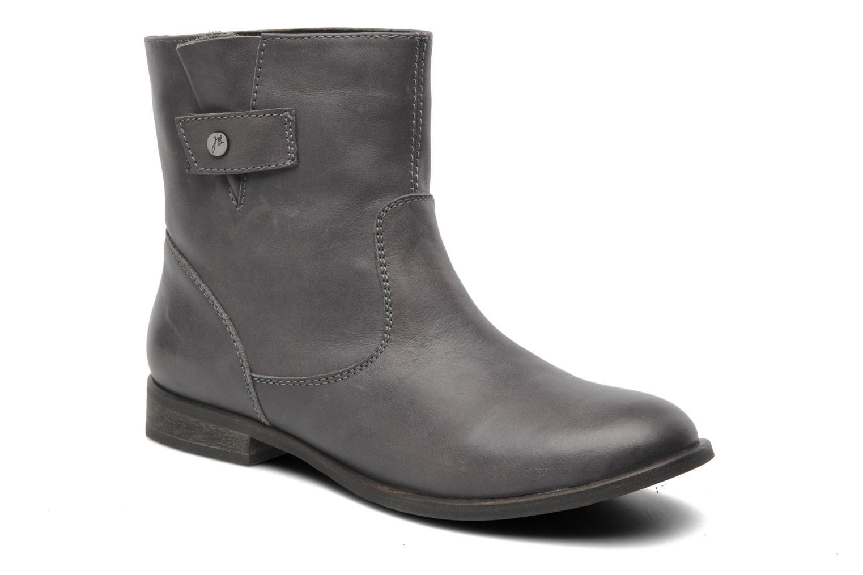 Bottines et boots JB MARTIN Cabaya Gris vue détail/paire