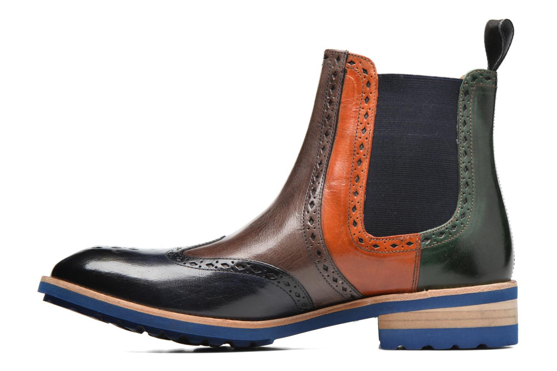 Bottines et boots Melvin & Hamilton Walter 9 Multicolore vue face
