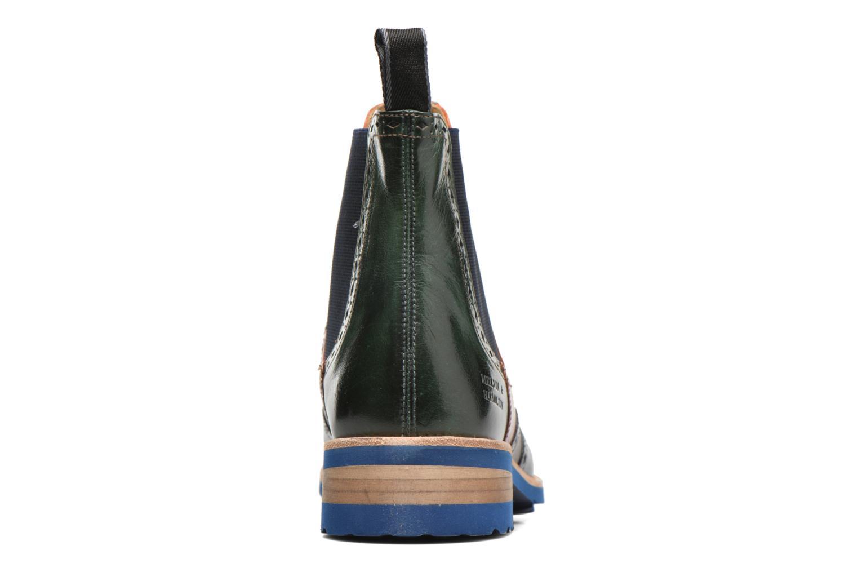 Boots en enkellaarsjes Melvin & Hamilton Walter 9 Multicolor rechts
