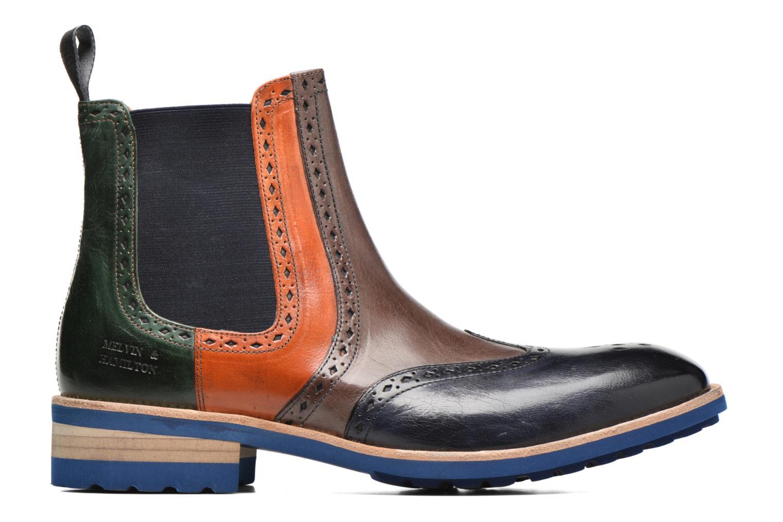 Bottines et boots Melvin & Hamilton Walter 9 Multicolore vue derrière