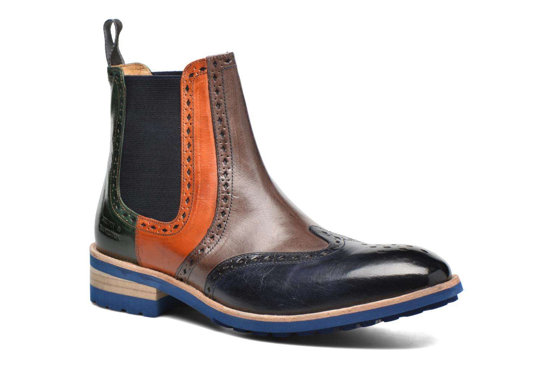 Ankelstøvler Melvin & Hamilton Walter 9 Multi detaljeret billede af skoene