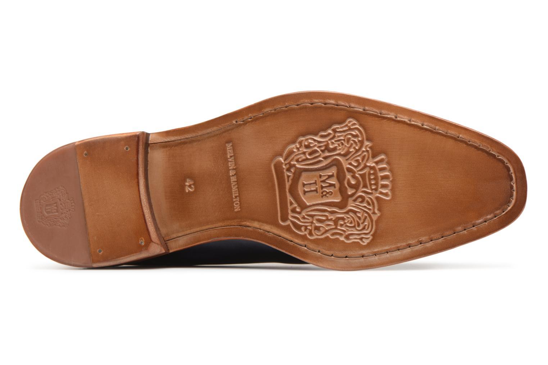 Scarpe con lacci Melvin & Hamilton Tom 8 Azzurro immagine dall'alto