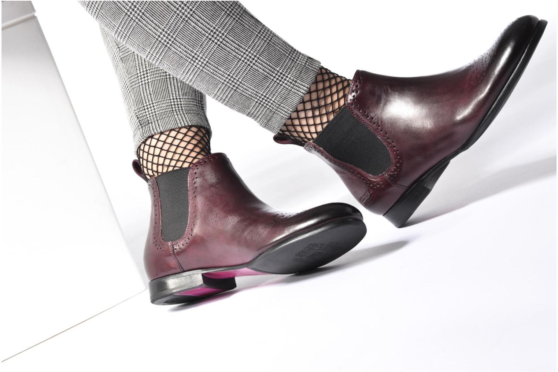 Stiefeletten & Boots Melvin & Hamilton Sally 16 braun ansicht von unten / tasche getragen