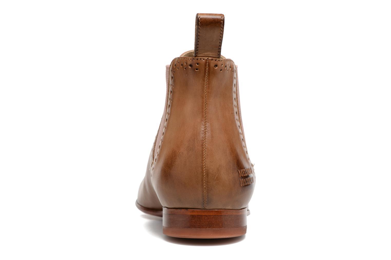 Stiefeletten & Boots Melvin & Hamilton Sally 16 braun ansicht von rechts