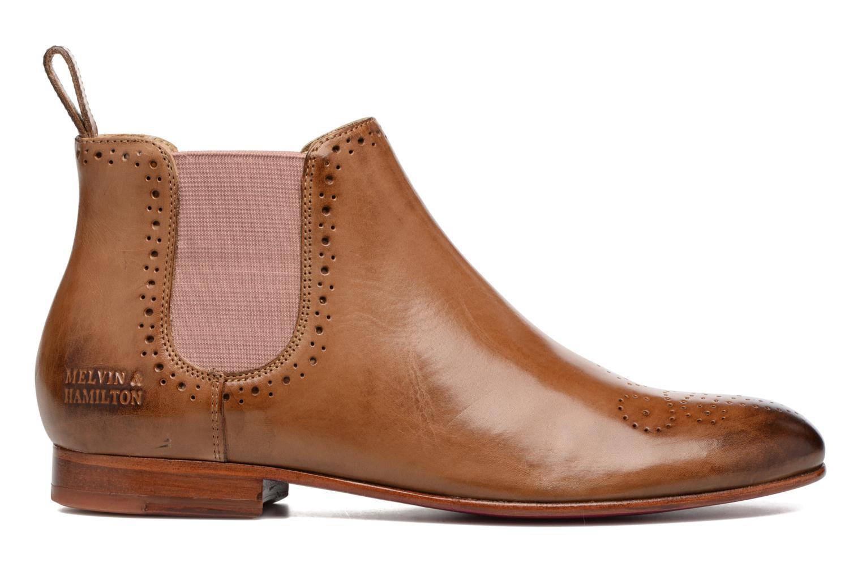 Stiefeletten & Boots Melvin & Hamilton Sally 16 braun ansicht von hinten