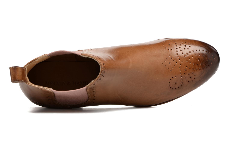 Stiefeletten & Boots Melvin & Hamilton Sally 16 braun ansicht von links