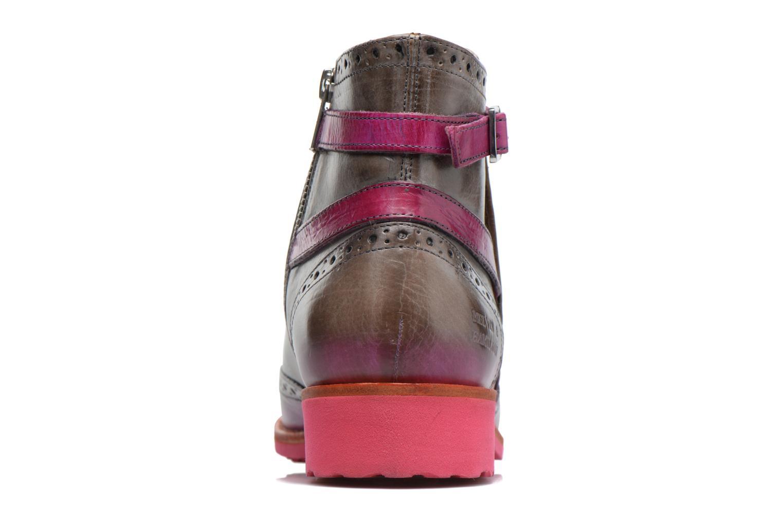Bottines et boots Melvin & Hamilton Amelie 11 Gris vue droite