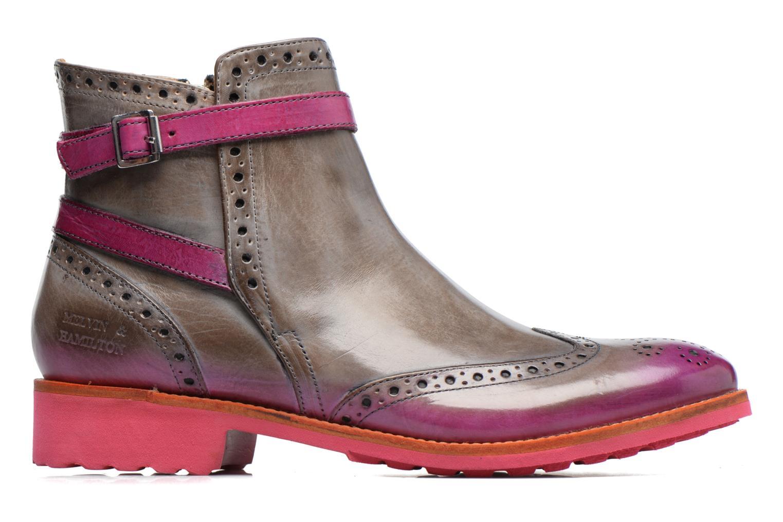 Bottines et boots Melvin & Hamilton Amelie 11 Gris vue derrière