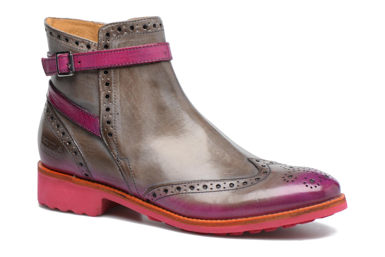 Bottines et boots Melvin & Hamilton Amelie 11 Gris vue détail/paire