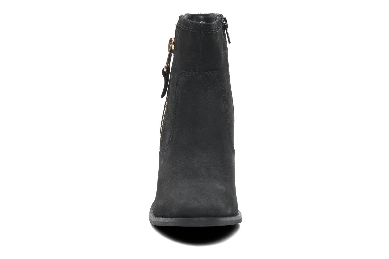 Boots en enkellaarsjes Aldo OLENALLA Zwart model